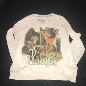 Disney Bambi sweater